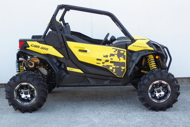 2019 Can-Am SSV MAV SPORT XMR