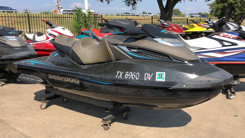 2017 Sea Doo GTX 300 LTD
