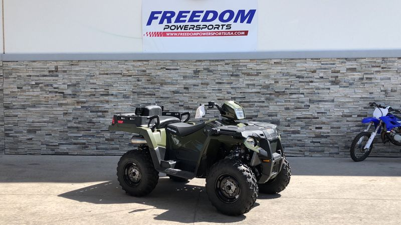 2019 Polaris SPORTSMAN X2 570