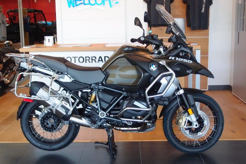 2020 BMW GS ADVENTURE