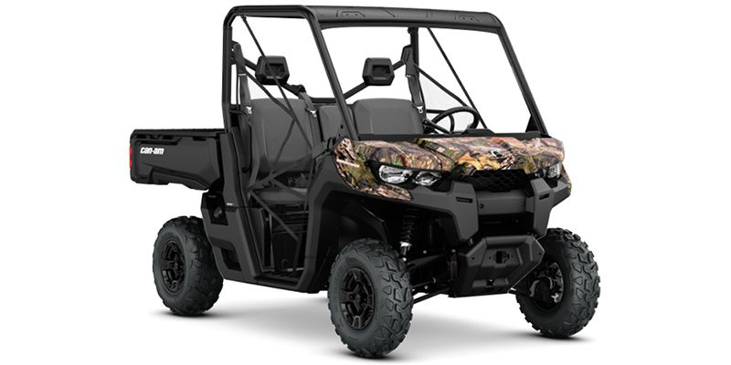 2020 Can-Am DEFEND DPS HD5