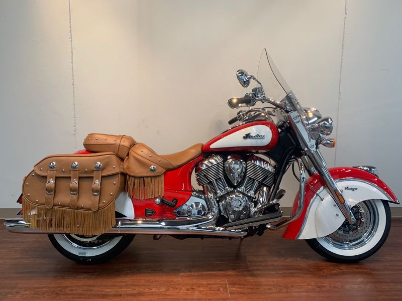 2019 Indian Motorcycle CHIEF VINTAGE ICON