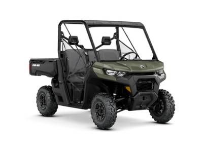 2020 Can-Am DEF DPS HD5