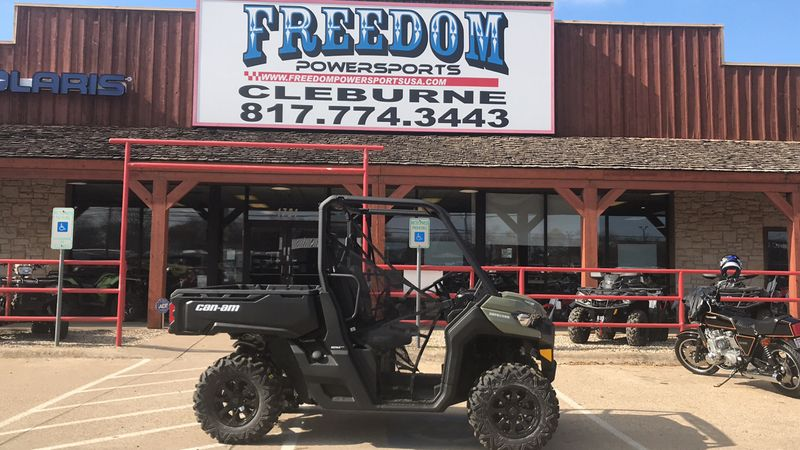 2020 Can-Am DEFENDER DPS HD8