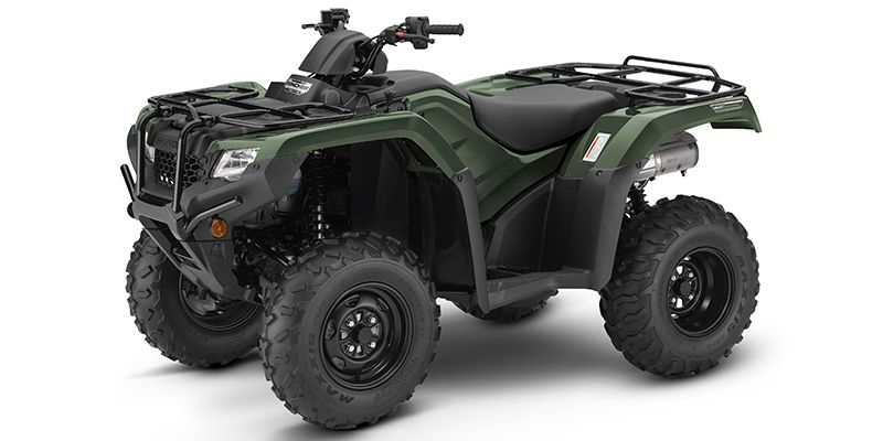 2019 Honda FourTrax Rancher® 4X4 Automatic DCT IRS