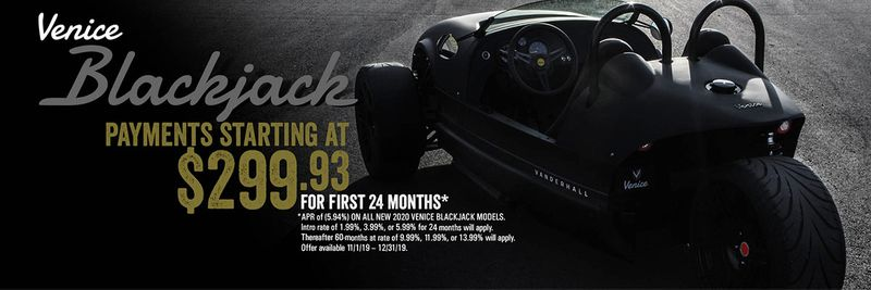Payments starting at $299.93 for first 24 months