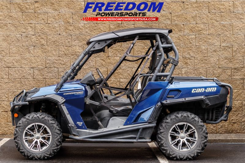 2012 Can-Am COMMANDER LTD