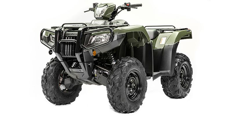 2020 Honda FourTrax Foreman® Rubicon 4x4 Automatic DCT