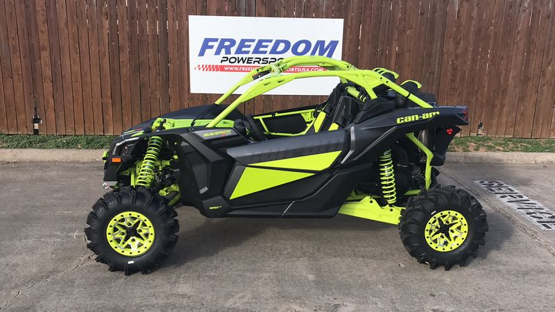 2020 Can-Am MAV X3 XMR TURBO RR
