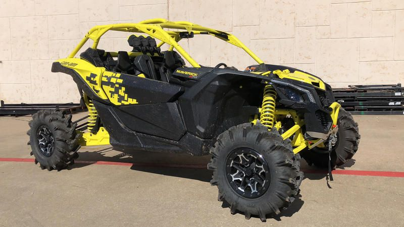 2019 Can-Am MAV XMR TURBO R