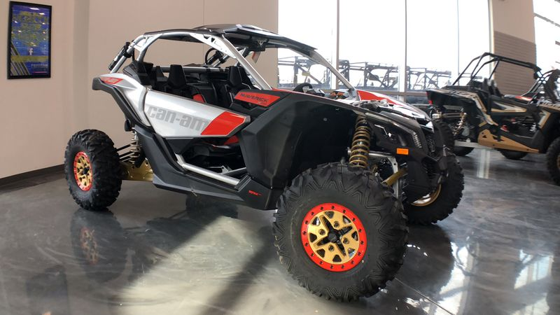 2019 Can-Am MAV X3 X RS TURBO R