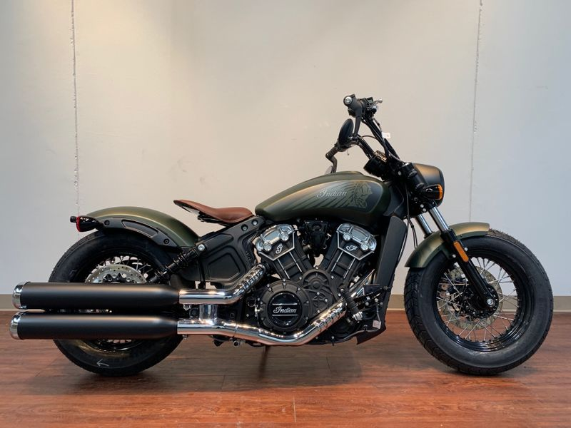 2020 Indian Motorcycle SCOUT BOBBER TWENTY