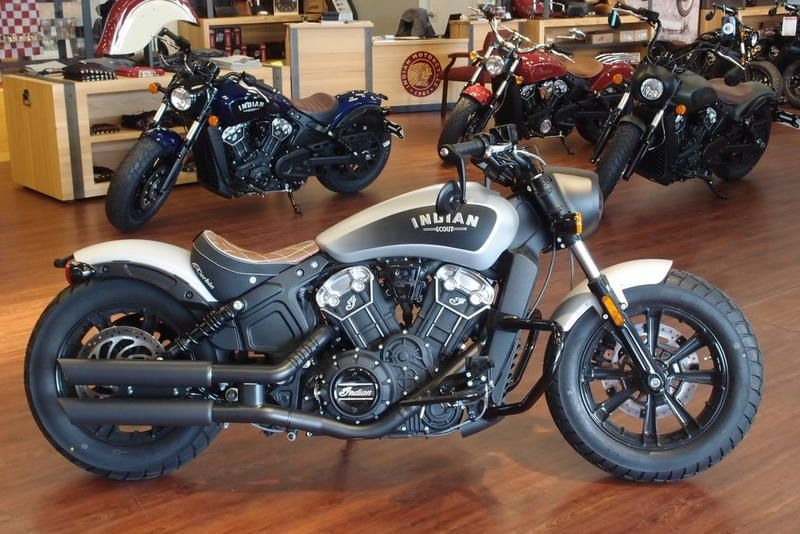 2018 Indian Motorcycle SCOUT BOBBER