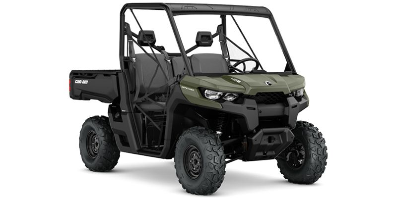 2019 Can-Am Defender HD8