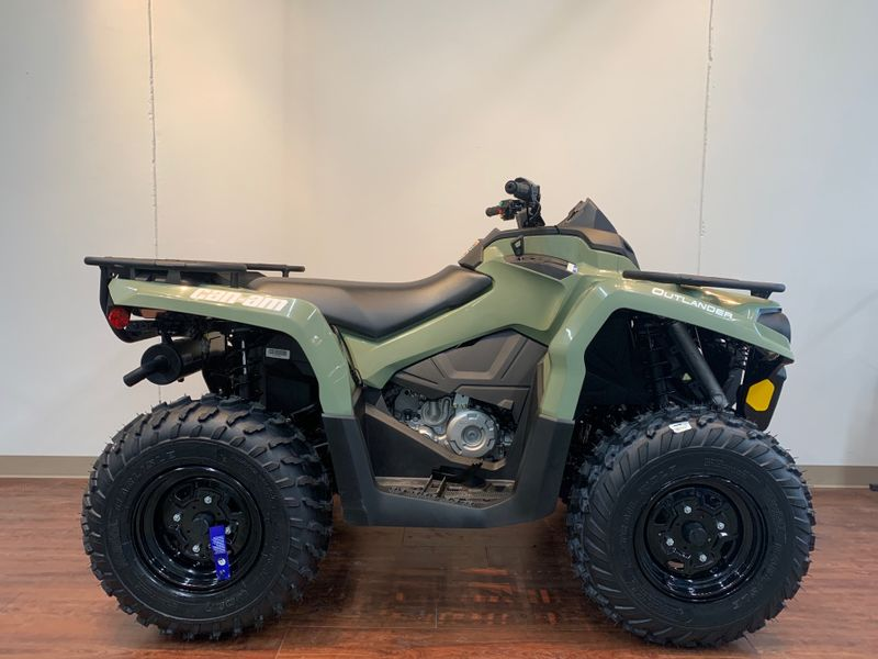 2020 Can-Am OUTLANDER 450
