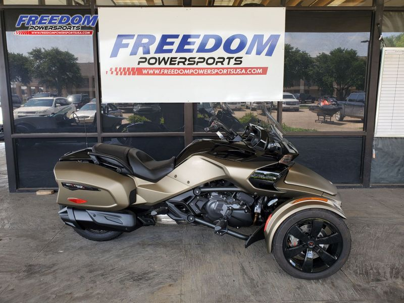 2020 Can-Am SPYDER F3-T SE6