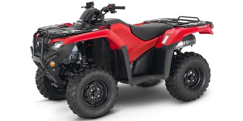 2020 Honda FourTrax Rancher® 4X4 Automatic DCT IRS