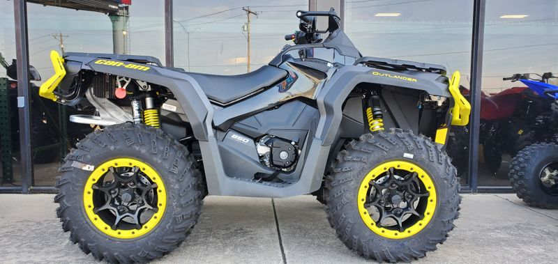 2020 Can-Am OUT XTP 850