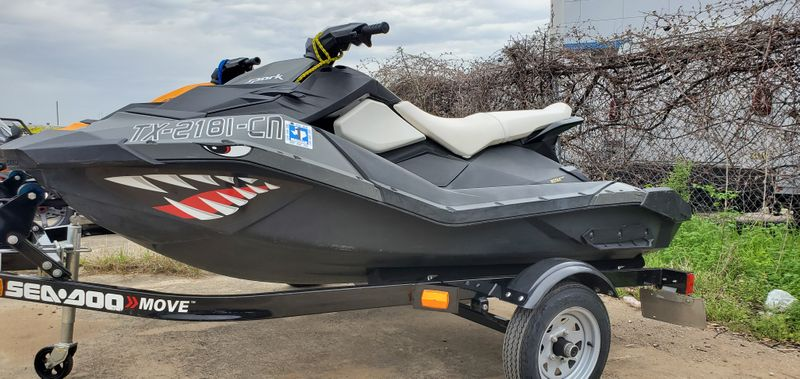 2014 Sea Doo SPK 3UP