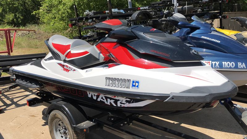 2011 Sea Doo WAKE 155