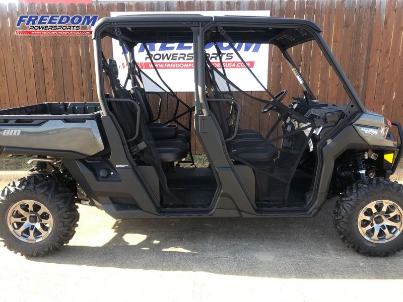2020 Can-Am DEF MAX LONESTAR HD1
