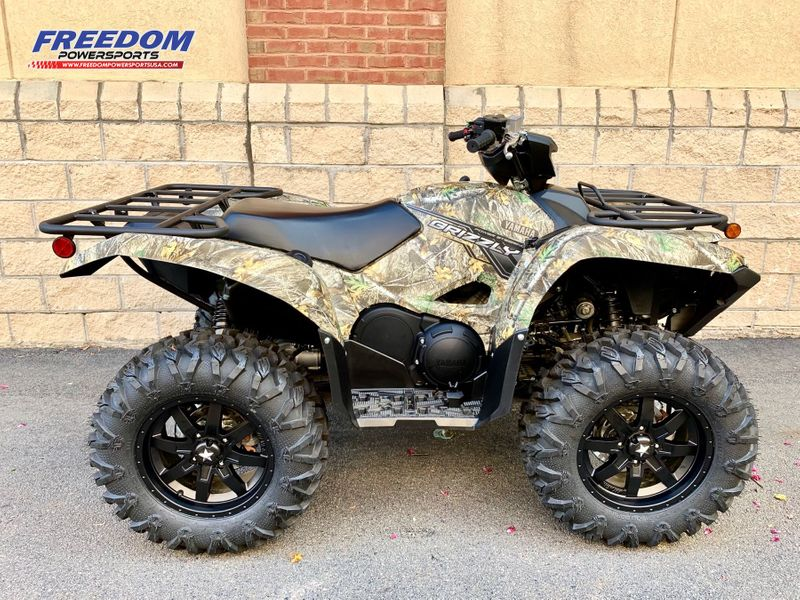 2019 Yamaha GRIZZLY