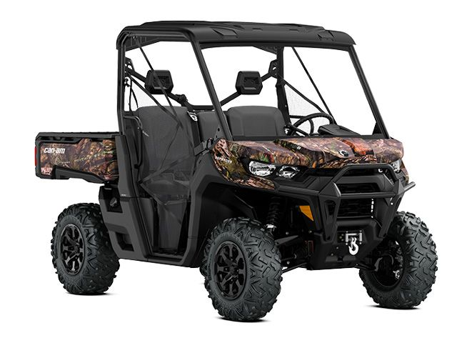 2020 Can-Am DEFEND XT HD8