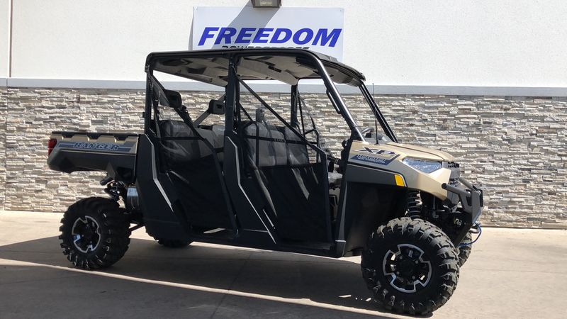 2020 Polaris RNGR CRW XP 1000PREM