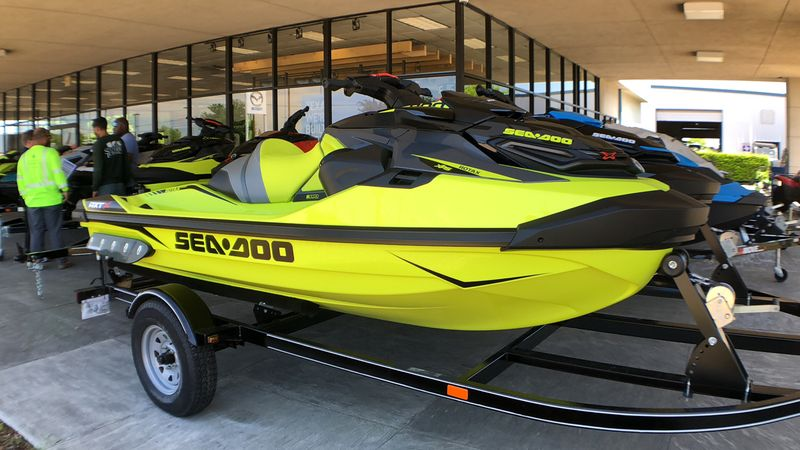 2019 Sea Doo RXT-X 300 W/SOUND
