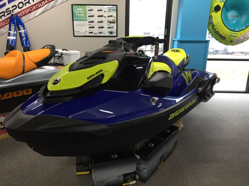 2020 Sea Doo WAKE 170 W/SOUND