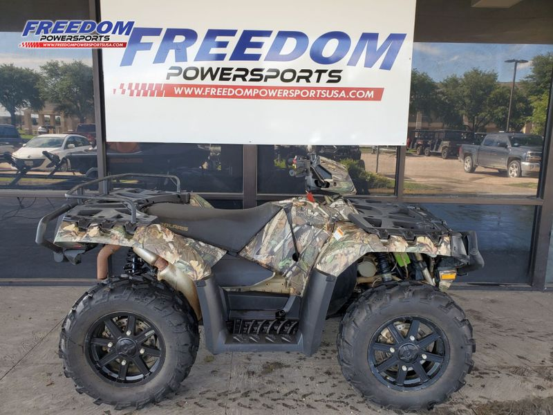 2015 Polaris SPORTSMAN