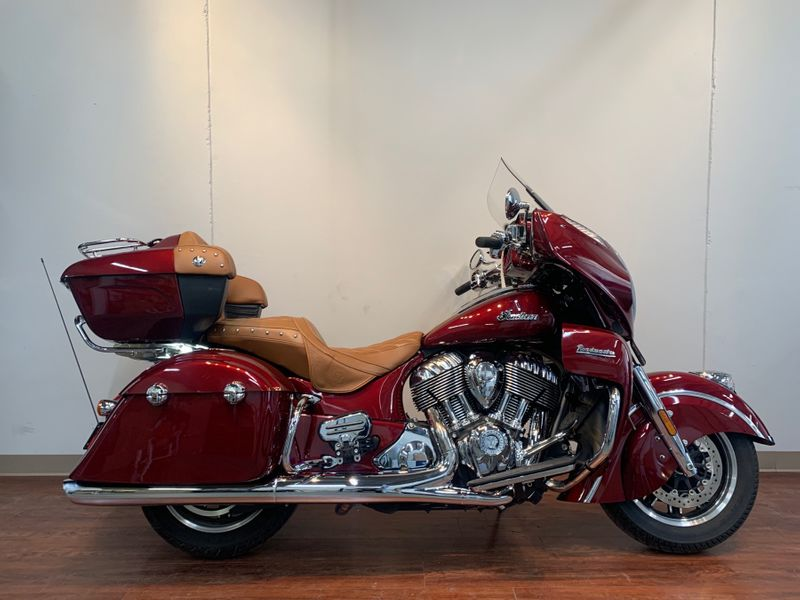 2018 Indian Motorcycle ROADMASTER
