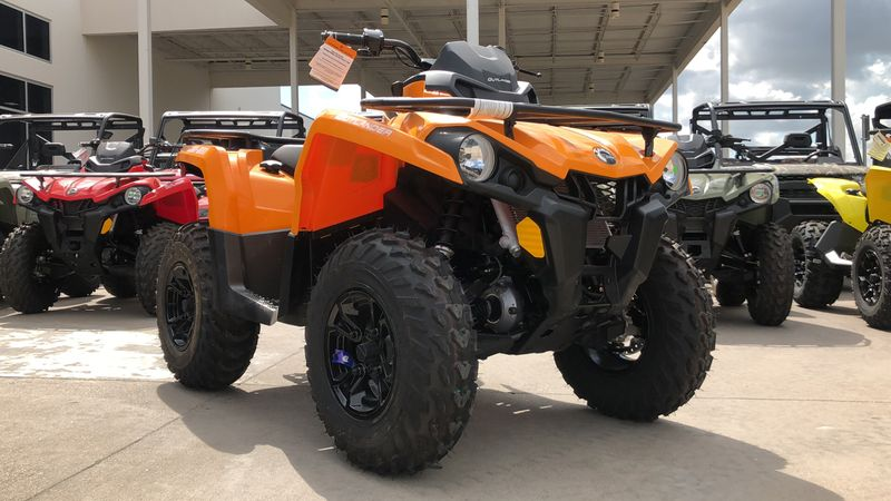 2019 Can-Am OUT DPS 450