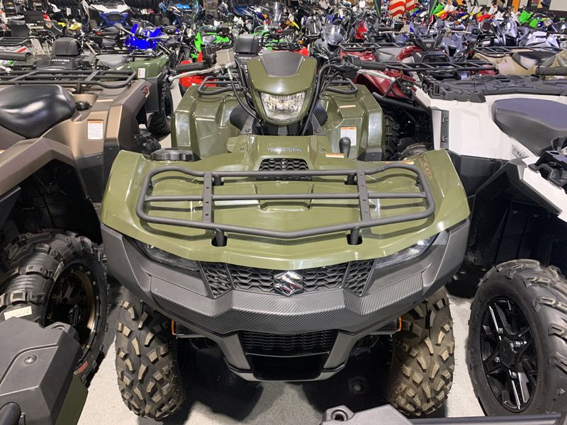 2019 Suzuki KINGQUAD 750 AXI PS