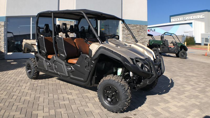 2019 Yamaha VIKING VI EPS RANCH