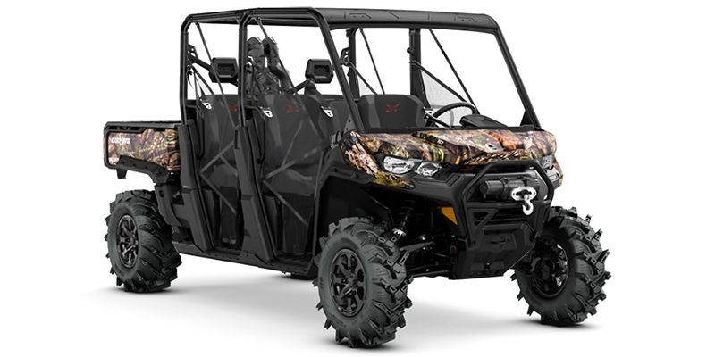 2020 Can-Am Defender MAX X mr HD10