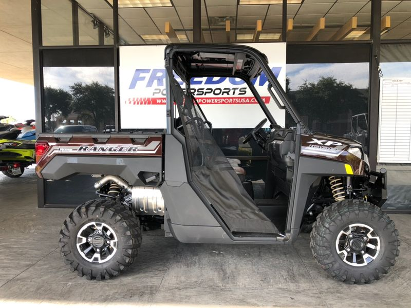 2020 Polaris RNGR XP 1000 TX ED