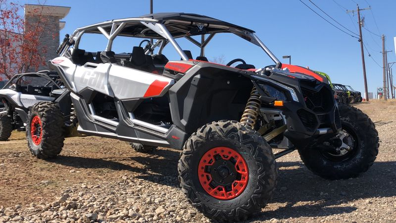 2020 Can-Am MAV X3 MAX XRS TURB