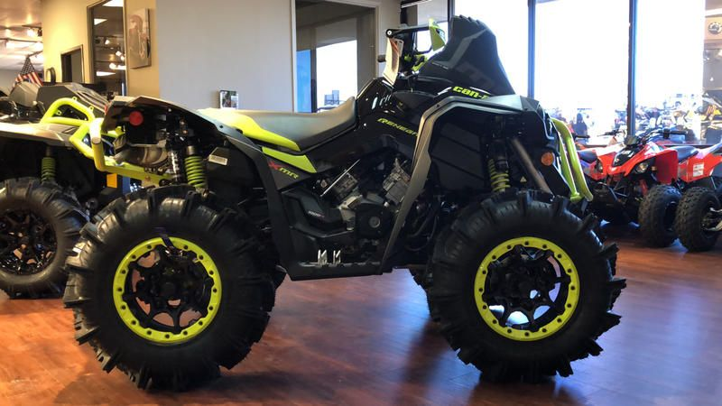 2020 Can-Am RENE XMR 1000