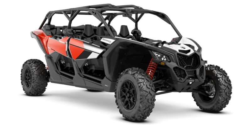 2020 Can-Am MAX X3 MAX TURBO