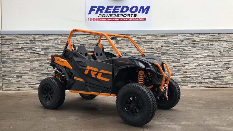 2020 Can-Am MAV X3 X RC TURBO RR