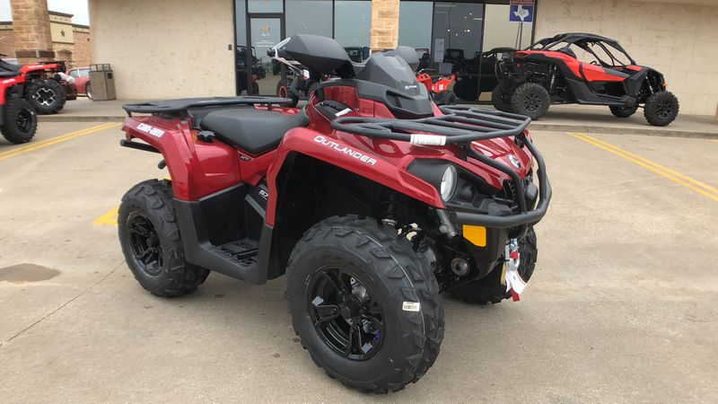 2018 Can-Am OUT XT 570 EFI