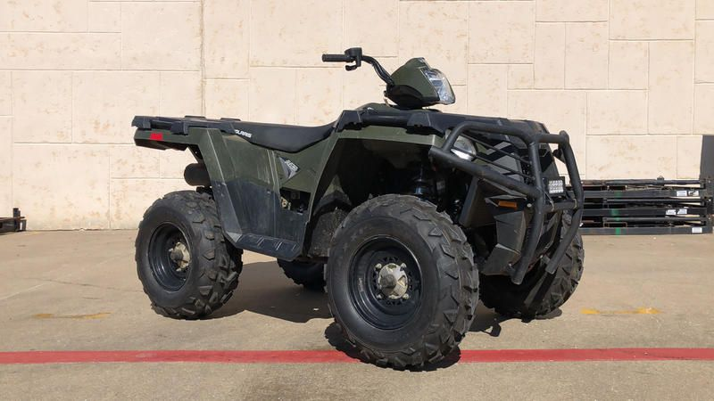 2017 Polaris SM 570 EPS