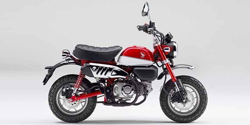 2020 Honda Monkey ABS
