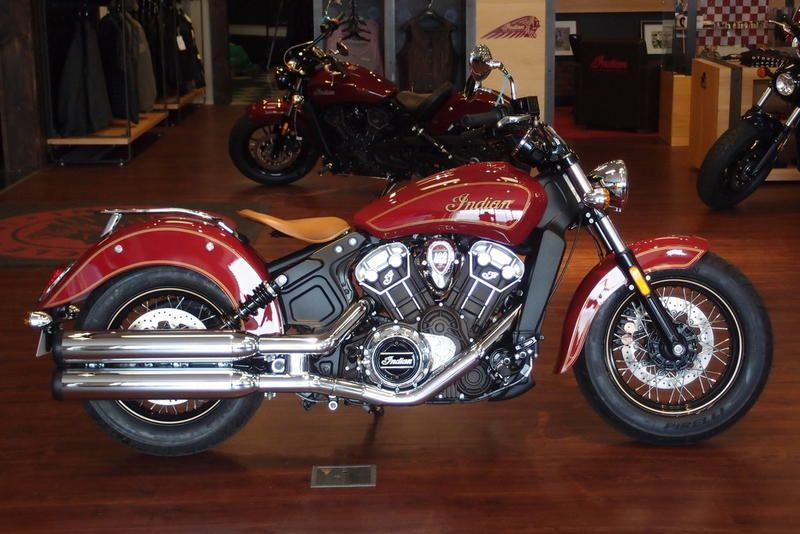 2020 Indian Motorcycle SCOUT 100TH ANNIVER.