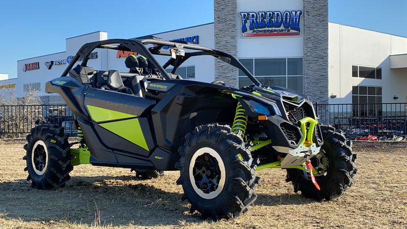 2020 Can-Am MAV X3 X MR TURBO