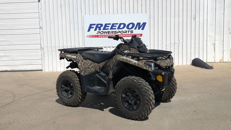 2019 Can-Am OUTLANDER DPS