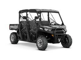 2020 Can-Am DEF MAX LNSTR HD10