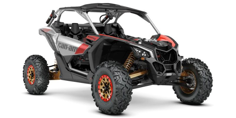 2020 Can-Am MAV X3 XRS TURBO RR