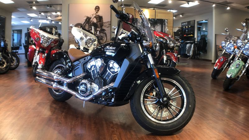 2019 Indian Motorcycle SCOUT